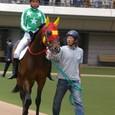 2011年2東京3~ドゥーエン(4R障害4歳以上未勝利)