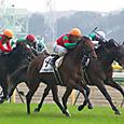 2011年5東京1~マイネルバイカ(3R2歳未勝利)