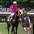 2012年3東京4~カーバ(3R3歳未勝利)